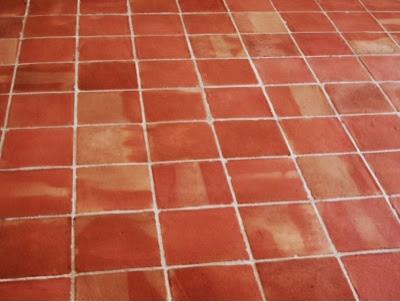 C mo limpiar un suelo de barro cocido pepa tabero - Como limpiar suelo porcelanico ...